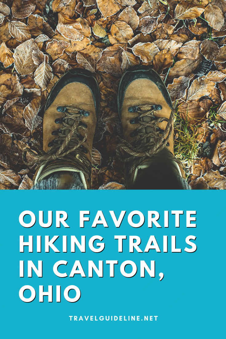 Our Favorite Hiking Trails in Canton, OH