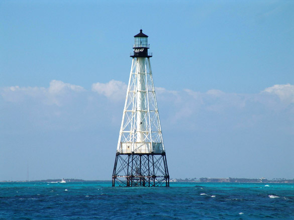 Alligator Reef Lighthouse, from Webshots.com