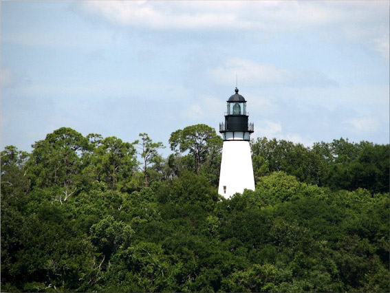 Amelia Island Lighthouse, from About.com