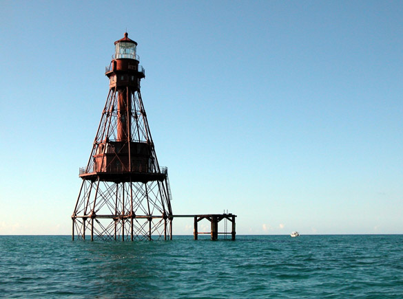 American Shoal Lighthouse, from Webshots.com