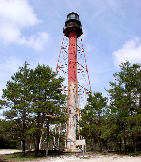 Crooked River Lighthouse, from the Carabelle Lighthouse Association
