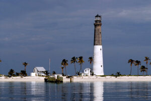 Dry Tortugas Lighthouse, from Wikimedia (public domain)
