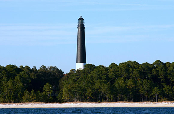 Pensacola Lighthouse, from Webshots.com