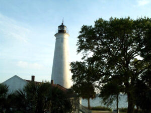 St. Marks Lighthouse, from Webshots.com