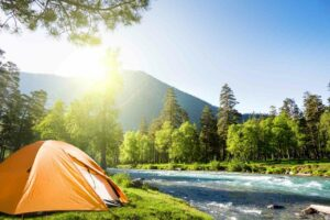 Leave No Trace Policy when Camping