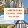 Canterbury Travel and History