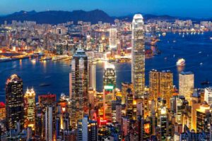 Top 10 Biggest Skylines of the World