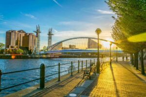 The Top Ten Things to do when Visiting Manchester, England