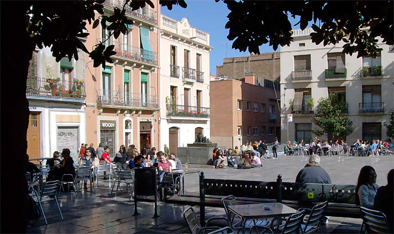 Top 5 Barcelona Plazas