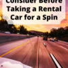 Rental Cars - An Everything-You-Need-To-Know Guide