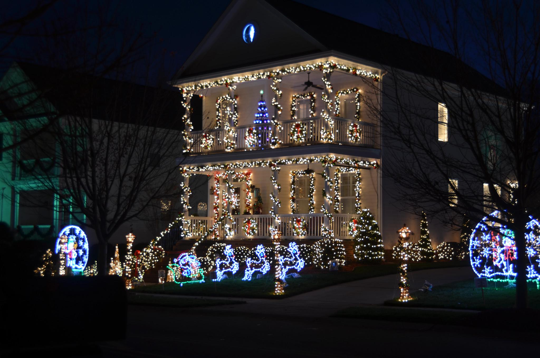 Christmas Town, North Carolina