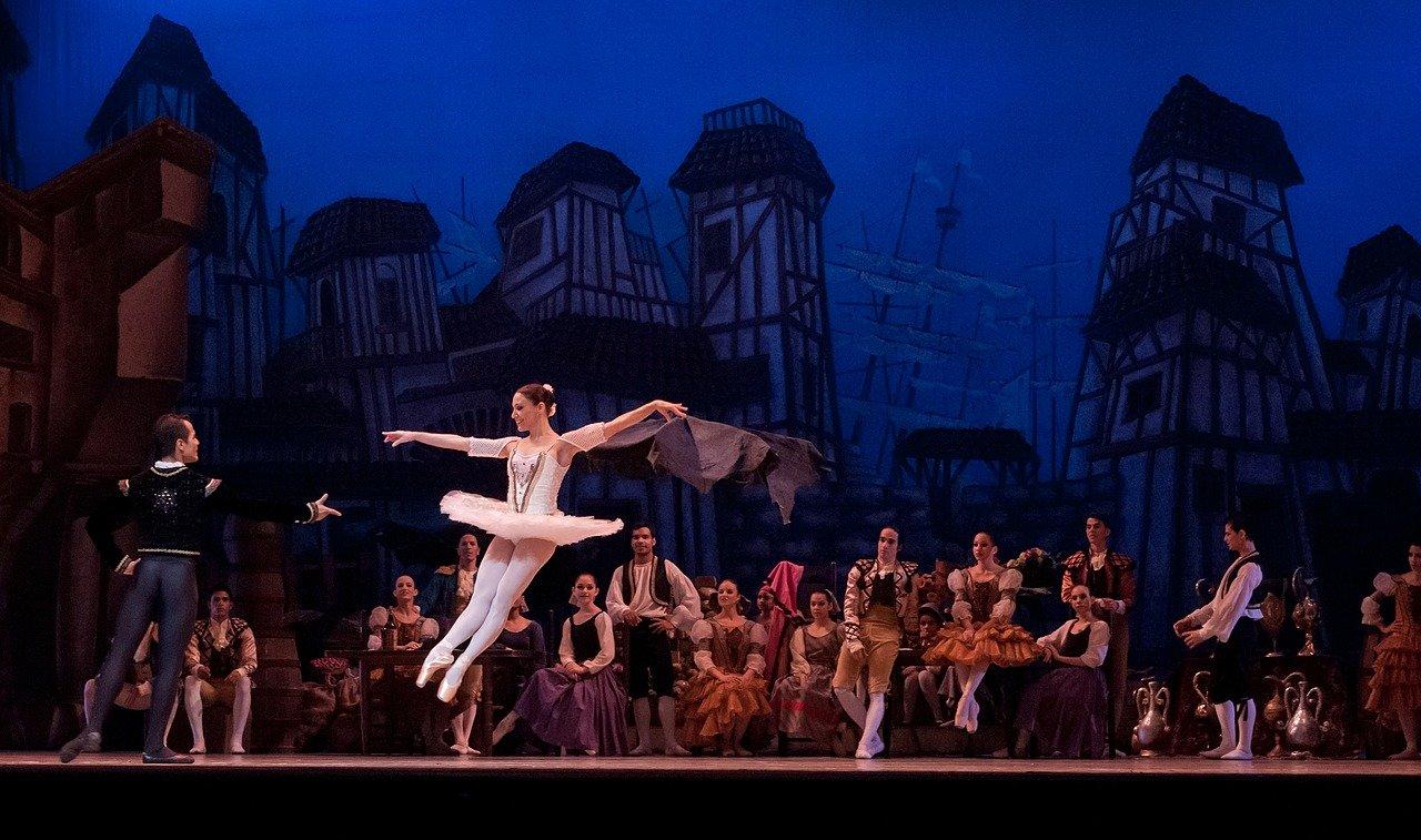 Ballet in the Big Apple