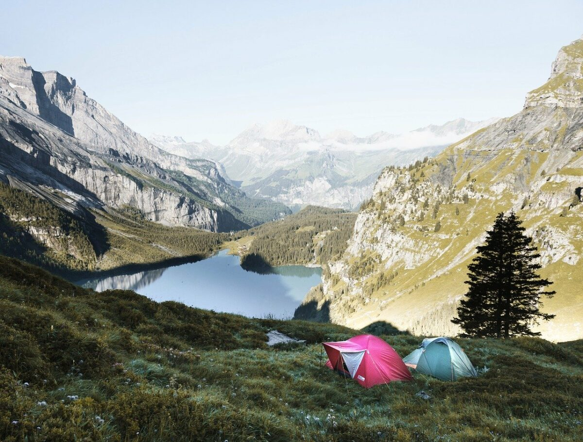 4 Reasons Why Camping is Good for Your Health