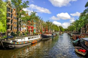 Exploring Amsterdam's Canal Ring