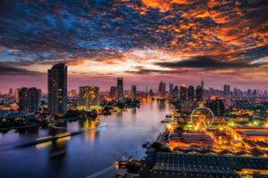 Top 3 Tourist Spots To See In Thailand