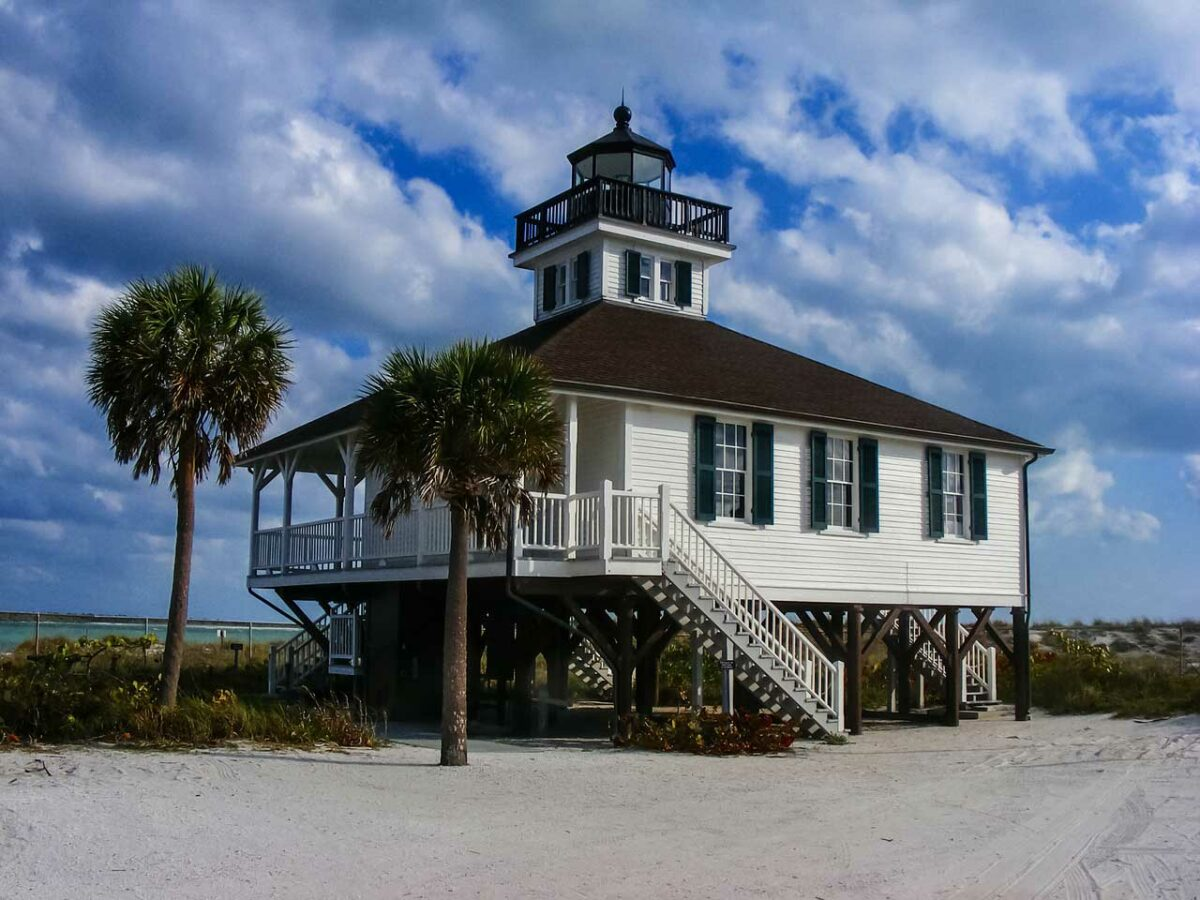 Boca Grande Florida Lighthouse