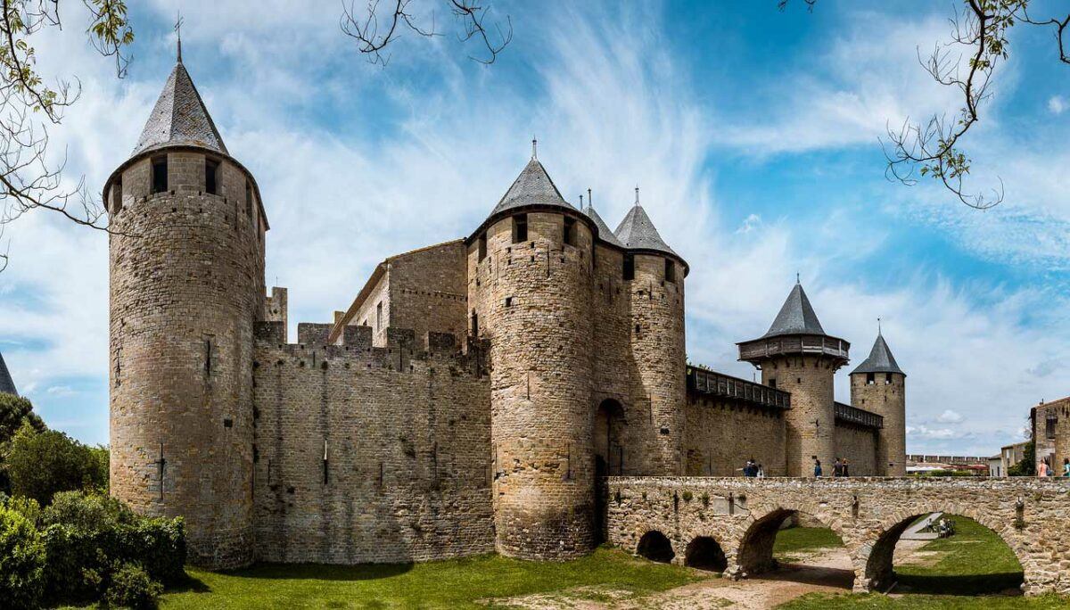 Castle of Carcassone