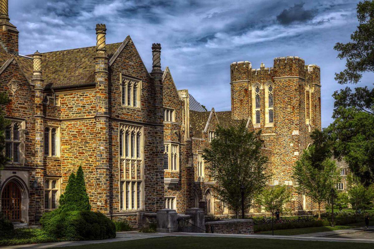 Duke University, Durham, North Carolina