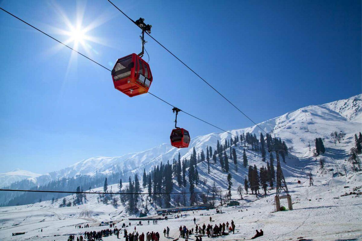 Gulmarg Ski Resort, Kashmir