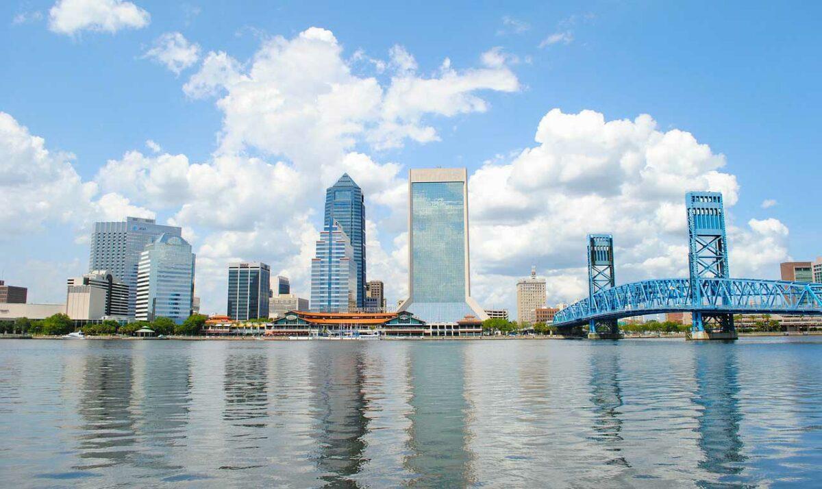 Jacksonville travel destination in Florida