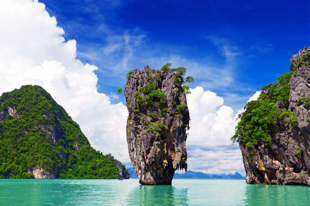 Khao Ta-Pu, Phang Nga Bay, Thailand