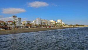 Top Five Beaches in Larnaca