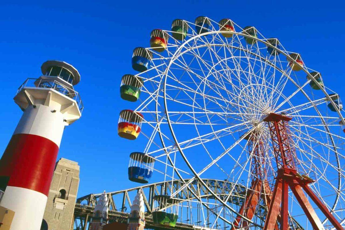 Luna Park Ferris Wheel, Sydney, Australia