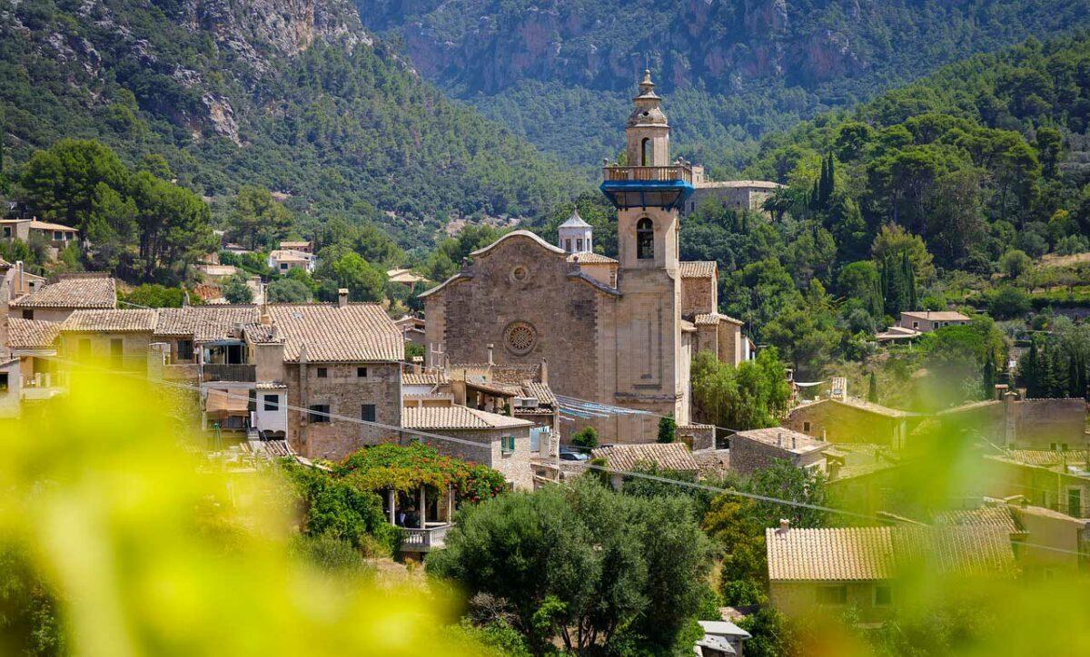 Church in Majorca
