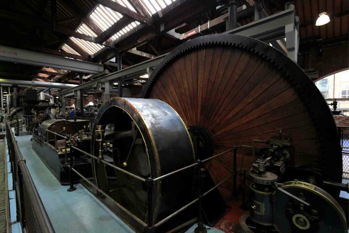 Manchester Museum of Science and Industry (MOSI)