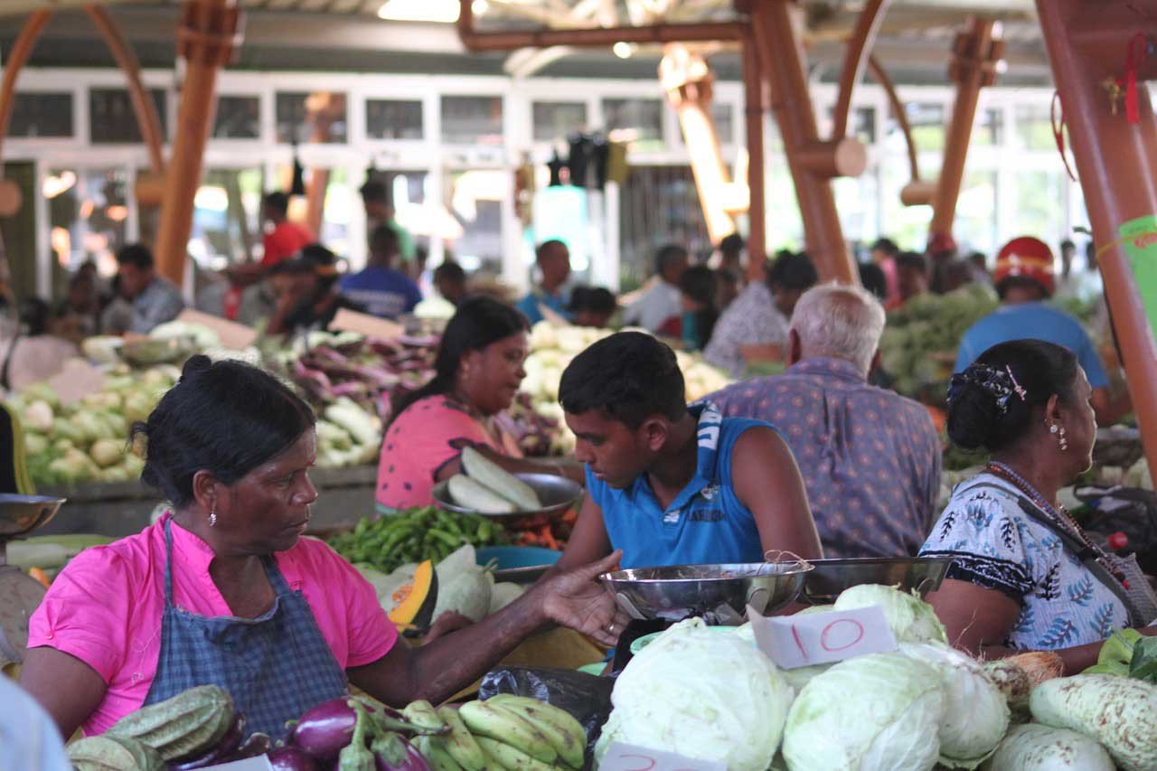 Central Market, Mauritius