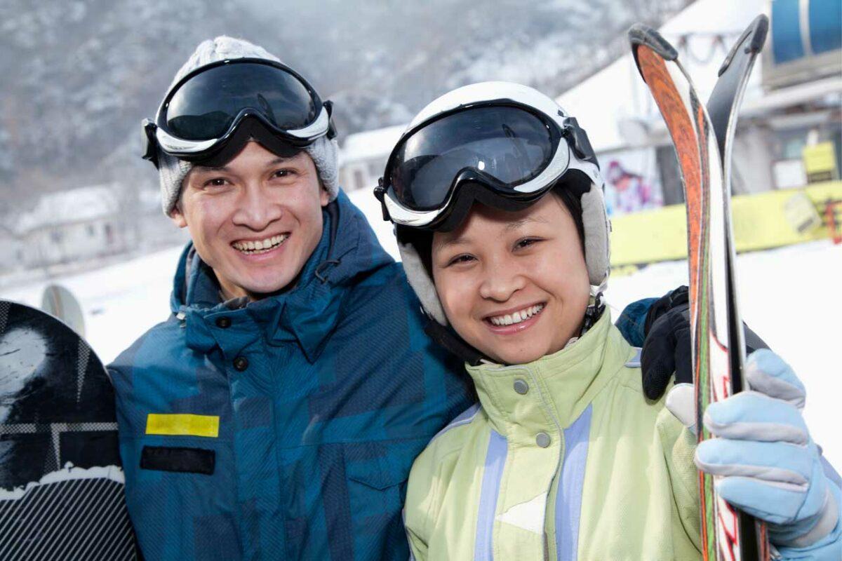 Nanshan Ski Resort, China
