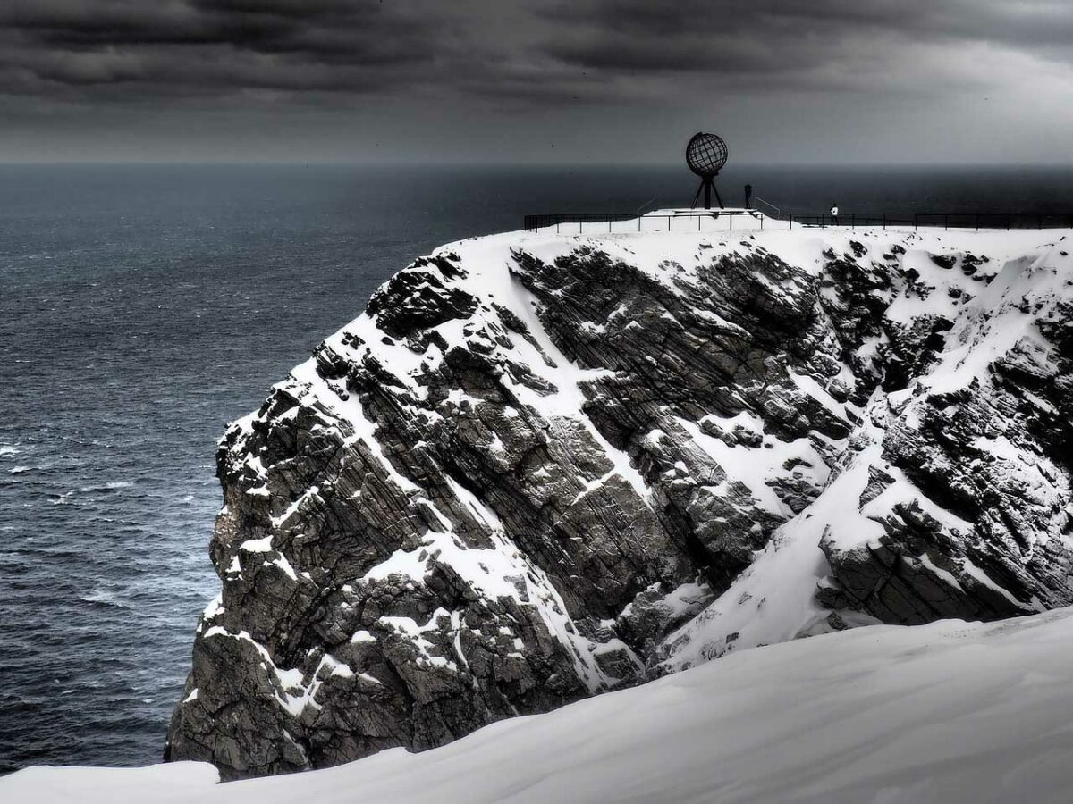 North Cape – 71 Degrees North, Norway