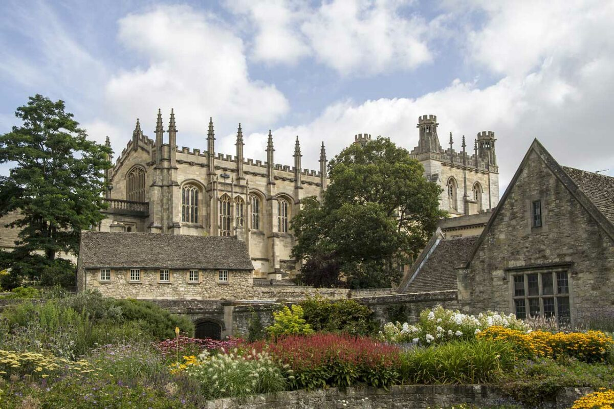 Oxford Cathedral