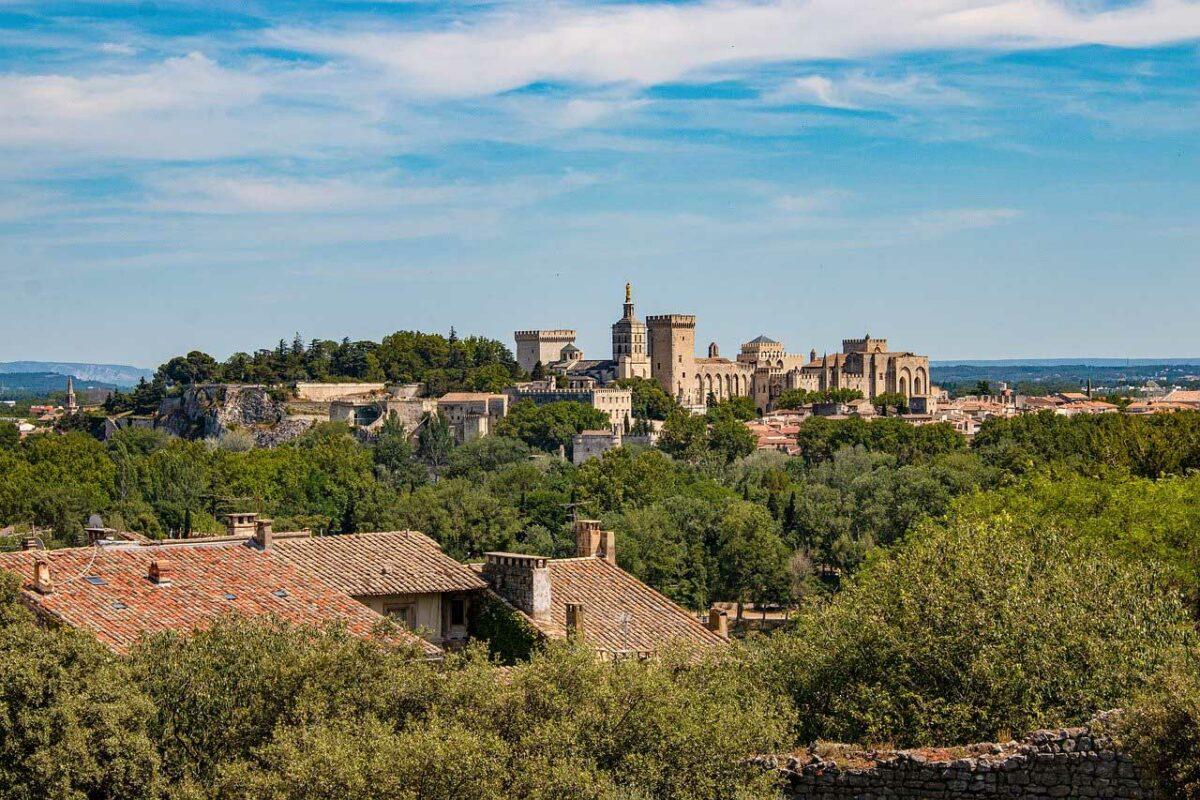 Palais des Papes, Provence, France