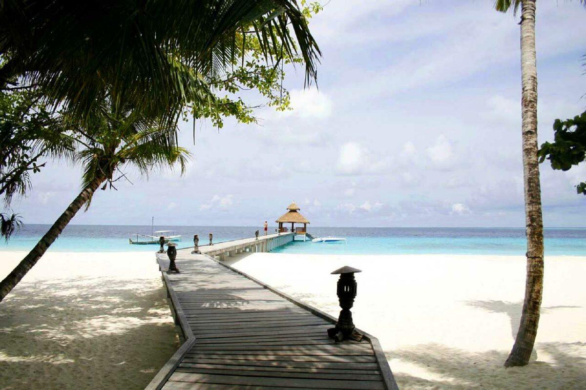 Reethi Beach, The Maldives