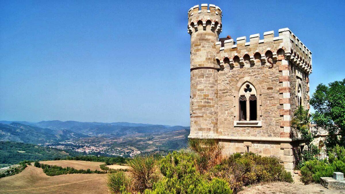 Rennes le Chateau, Languedoc, France