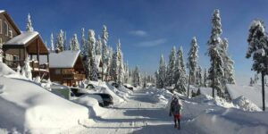 Slope off to a Romantic Chalet Skiing Holiday