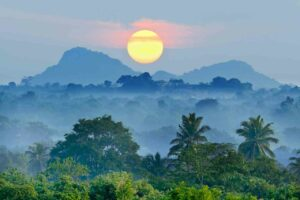 Sri Lanka - A Country of Natural and Man-made Marvels