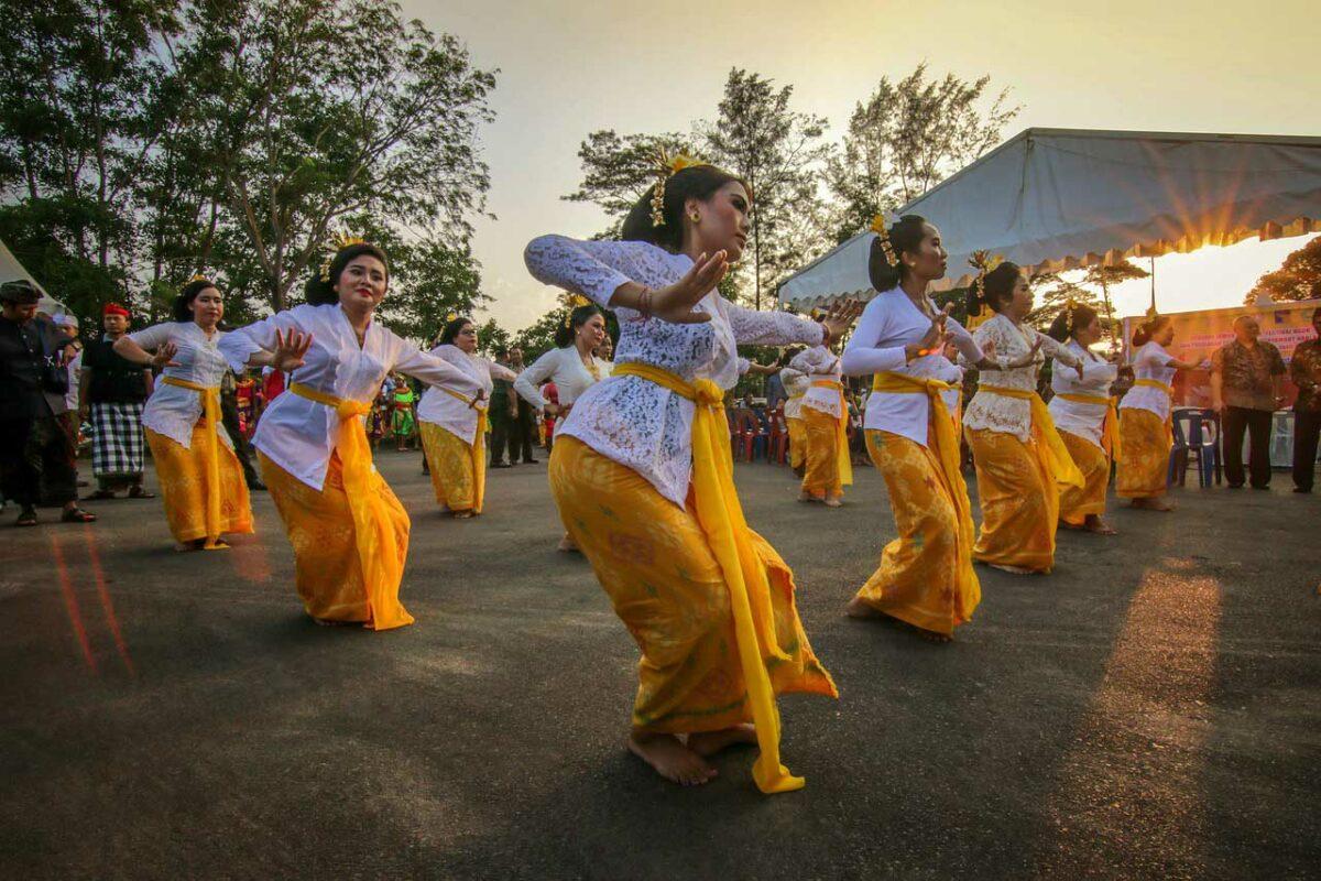 Ubud, Bali dancers