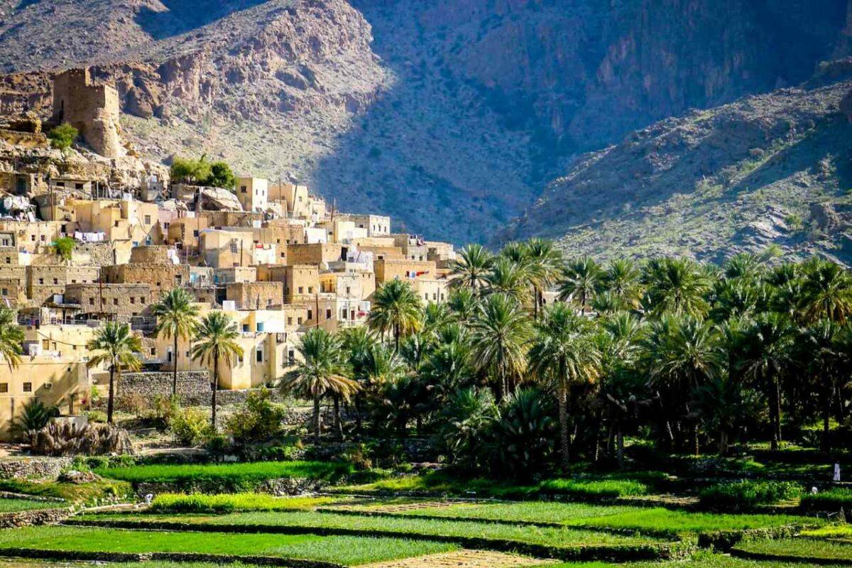Balad Syt, Oman