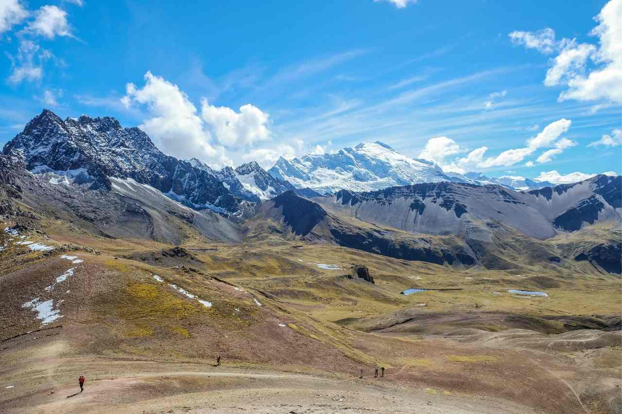 Discovering Ausangate in the Peruvian Andes