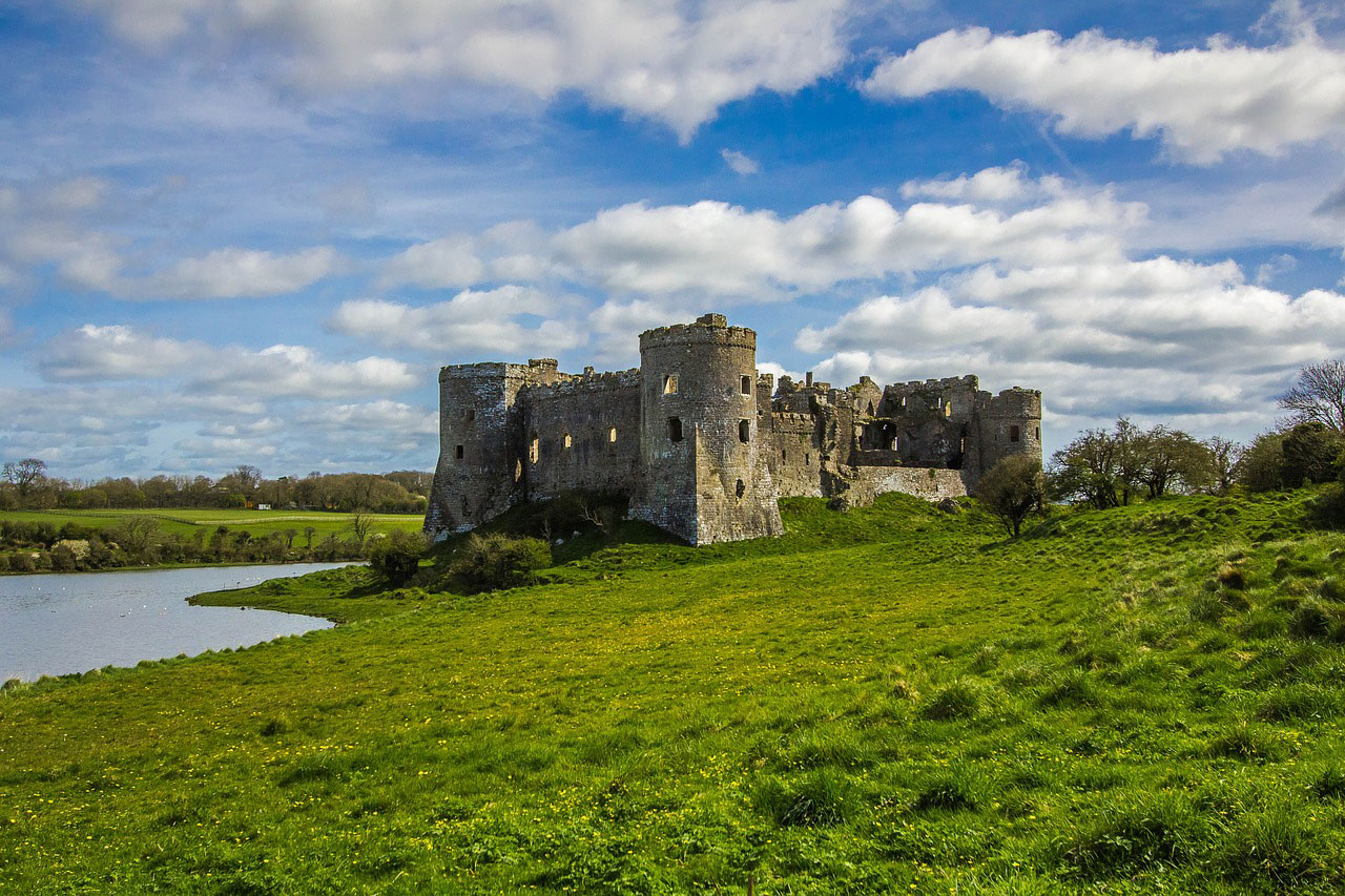 The Amazing Castles of Wales
