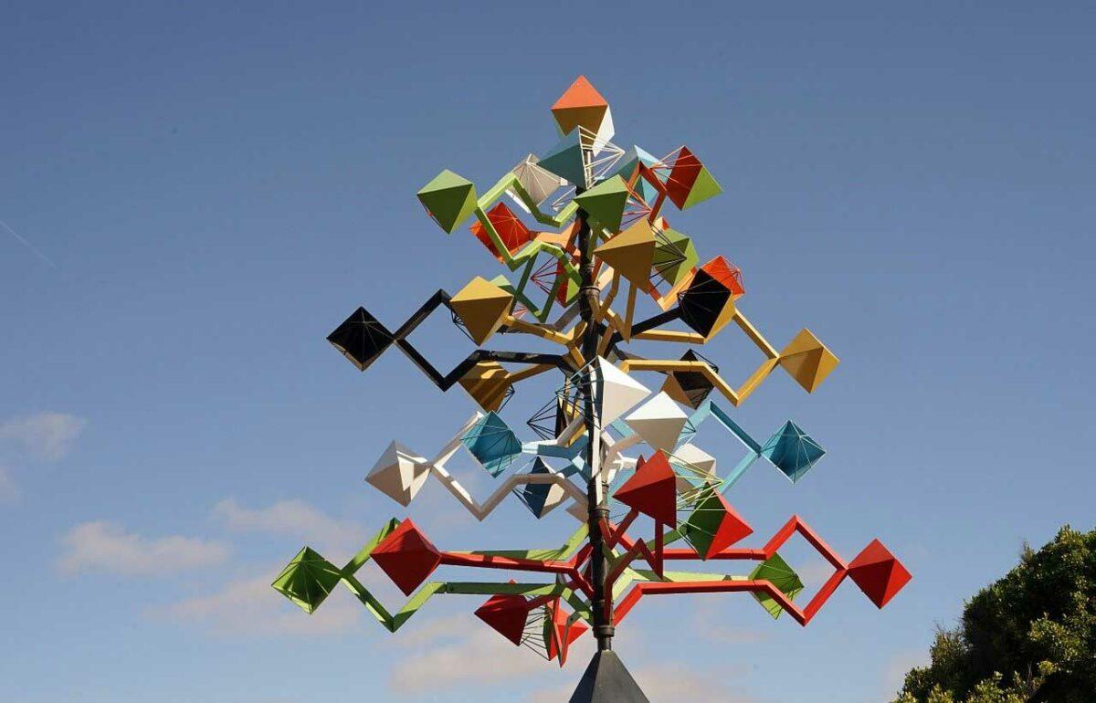 César Manrique Sculpture