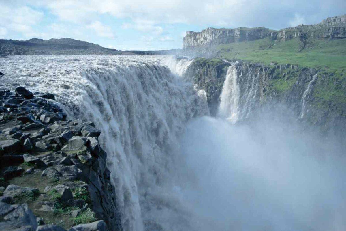 Dettifoss Waterfall – Iceland