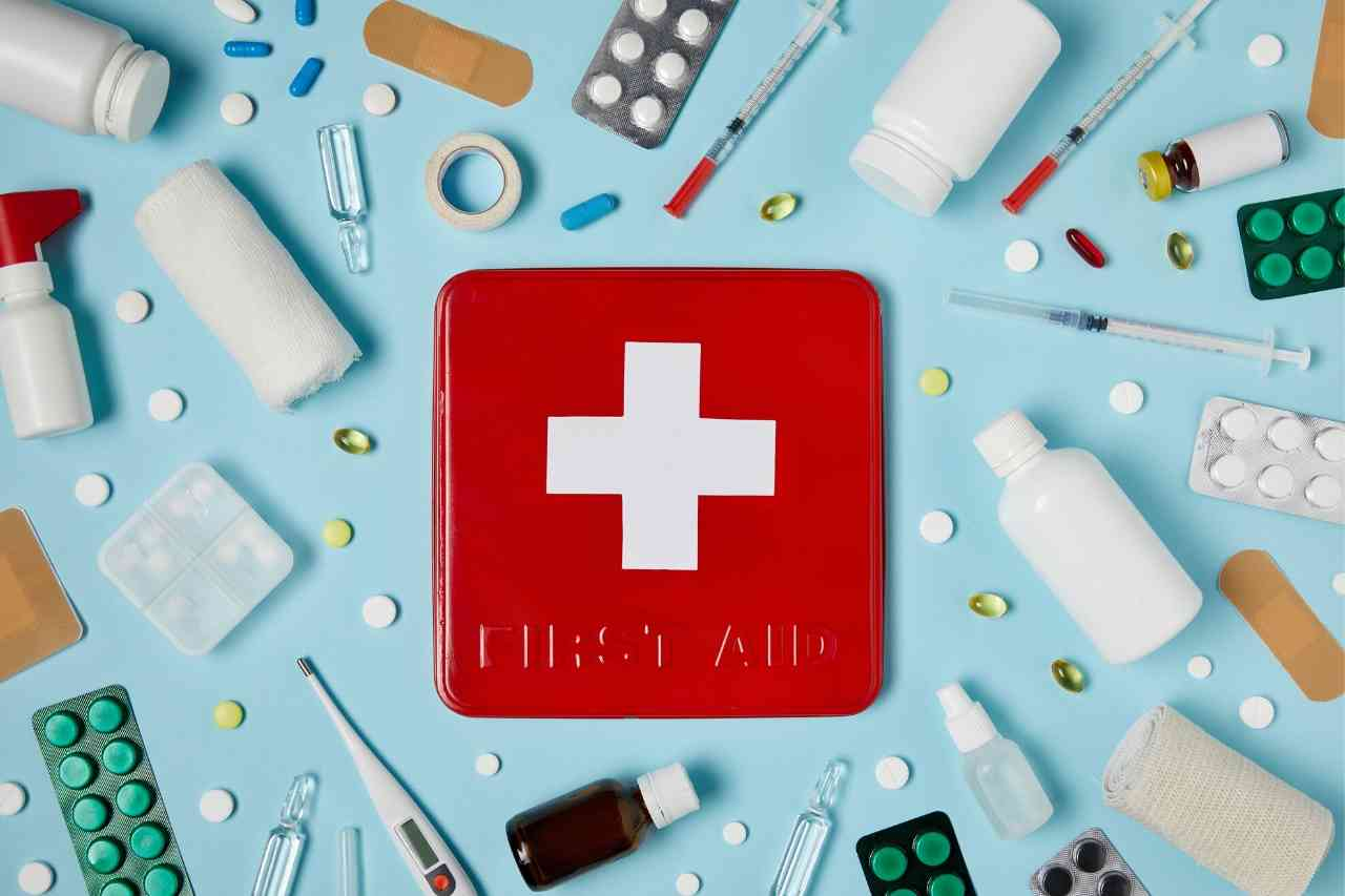 5 First Aid Items To Take When Traveling With Kids