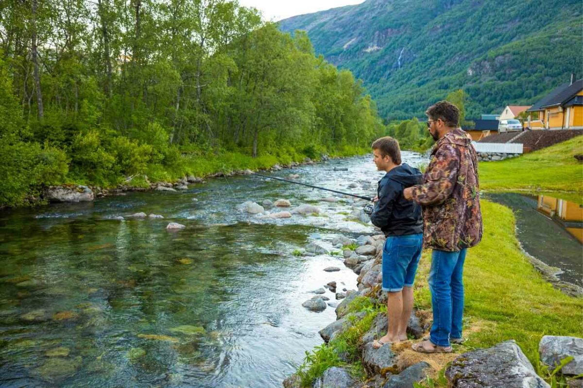 6 Amazing Places in Norway to go Freshwater Fishing