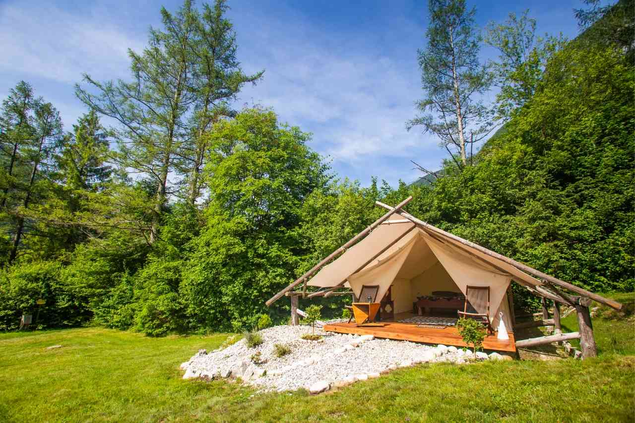 Glamping - Low Dollar Vacations with a Twist!