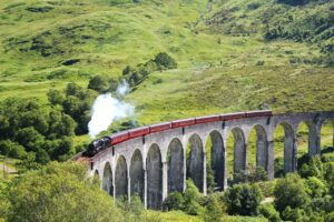 4 Famous Movie Locations in the UK