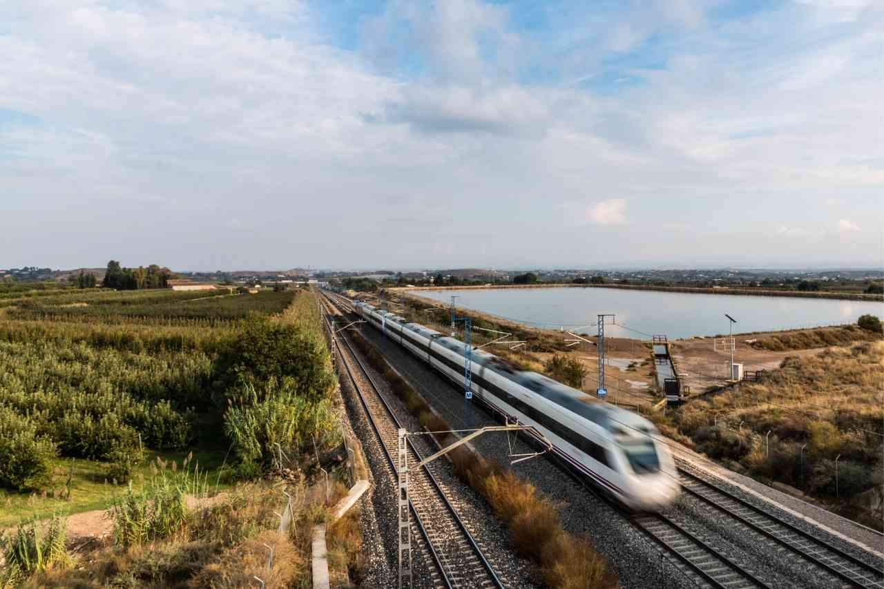 The Road Less Traveled - How to Get to from England to Spain without Flying