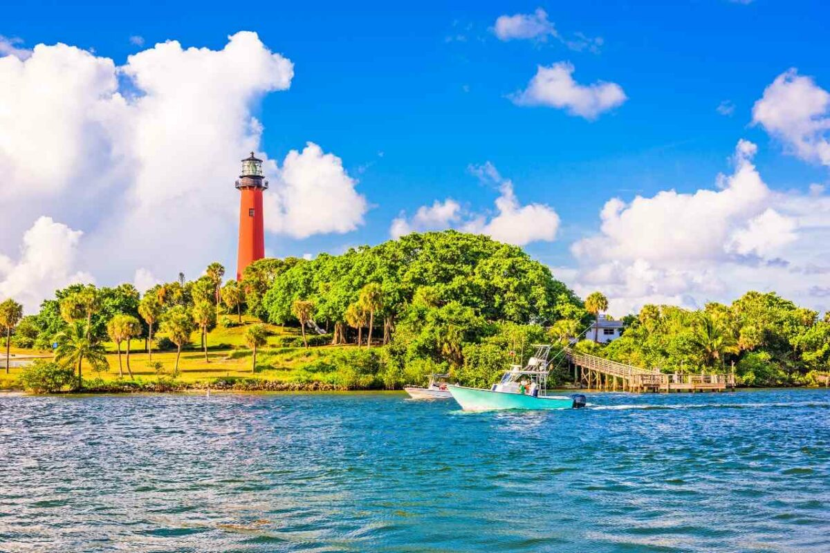Jupiter Inlet Lighthouse, Jupiter, Florida